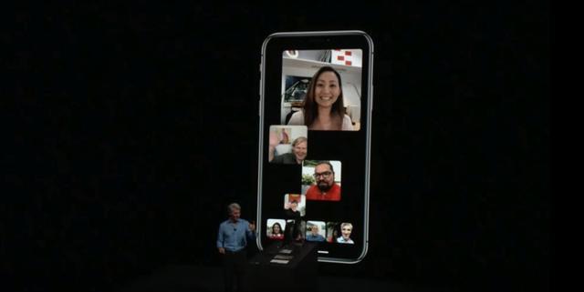 W iOS 12 porozmawiacie na FaceTime z 32 osobami na raz!