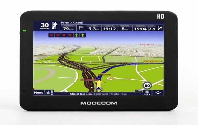 Modecom Freeway HD MX2 - solidna nawigacja z funkcjami multimedialnymi