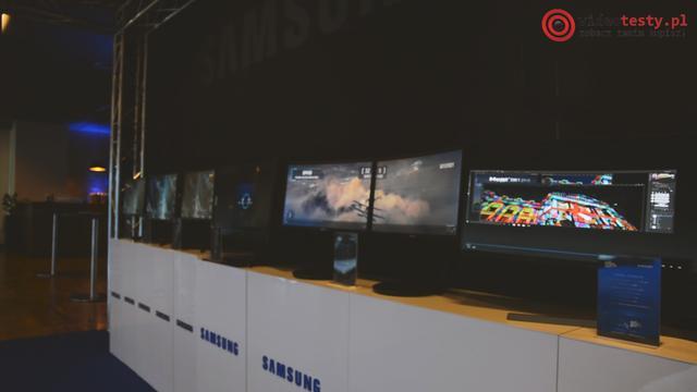 Nowe Monitory Samsung