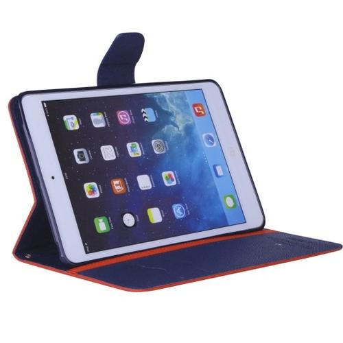 WEL.COM Etui Fancy Diary do Sony Tablet Z czerwono-granatowe