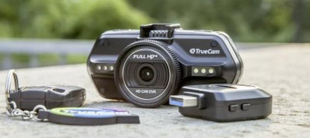 zaawansowana kamera samochodowa TrueCam