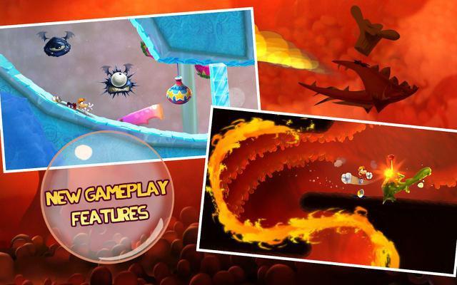 Rayman Fiesta Run fot2