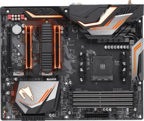 Gigabyte X470 AORUS GAMING 5 WIFI 4DDR4 HDMI M 2 ATX