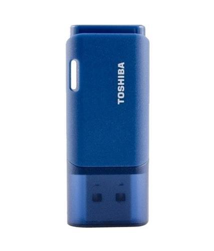 Toshiba HAYABUSA 16GB USB 2.0 BLUE