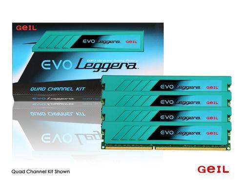 Geil DDR3 EVO Leggera 32GB/1600 (4*8GB) CL10-10-10-28