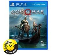 promocja Black friday na grę god of war ps4