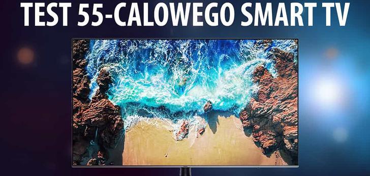 Test telewizora Samsung UE55NU8042 - 55-calowy Smart TV