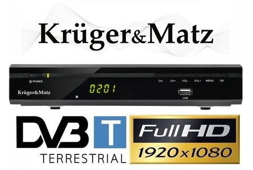Kruger&Matz KM0201