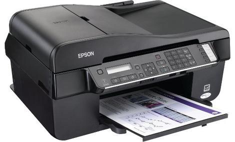 Epson Stylus Office BX320FW - drukarka w przystępnej cenie