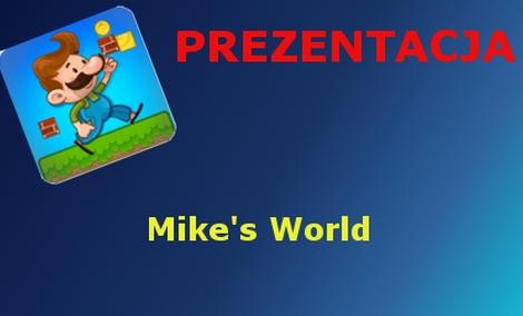Mobilny Mario - Mike's World Recenzja