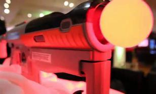 Sharp Shooter Gun - Plastikowe karabiny wracają do łask