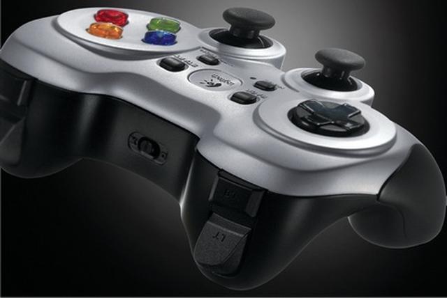 Logitech F710 - kontroler gry najwyższej jakości