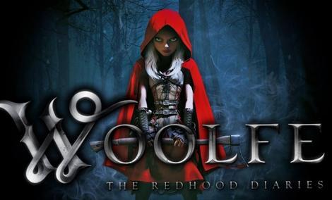 Piątkowe Granie #27 - Woolfe - The Red Hood Diaries