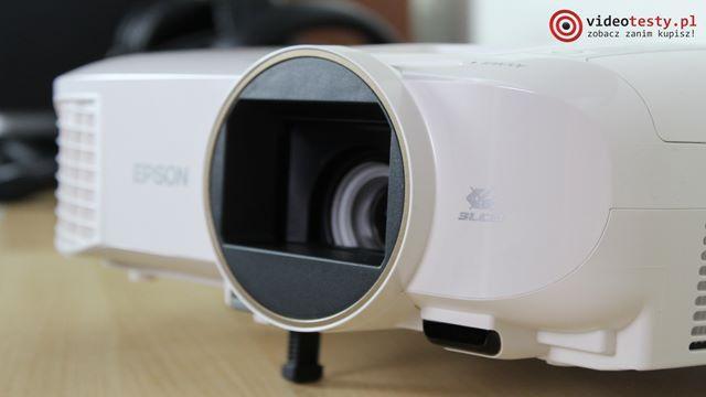Epson EH-TW5650 obiektyw