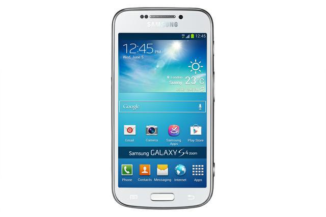 Samsung Galaxy S4 Zoom fot4