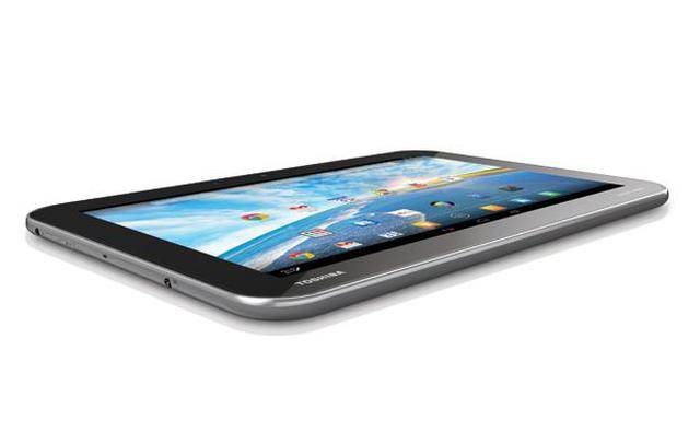 tablet Toshiba Excite Write przód