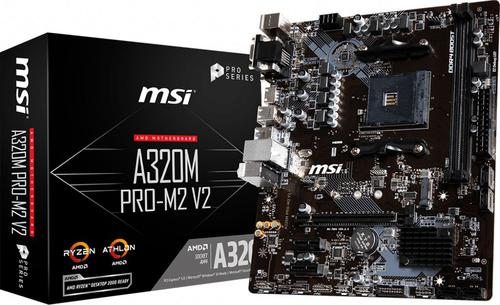 MSI A320M PRO-M2 V2