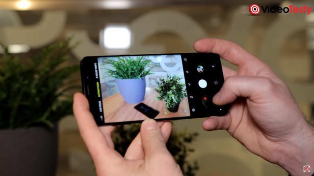 Focus w aparacie Samsung Galaxy S9 Plus