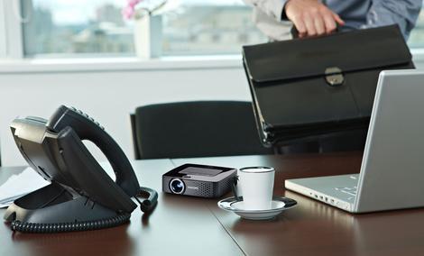 Kieszonkowy Projektor Dla Biznesu