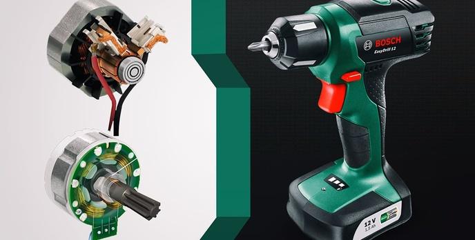 Silnik szczotkowy czy bezszczotkowy w elektronarzędziach?