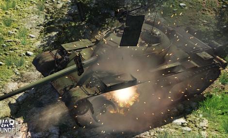Czołgi wjeżdżają na Playstation 4 - dołącz już dziś