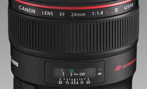 Canon 24mm f/1.4 L II - prezentacja