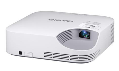 Casio XJ-V1 - Laser i LED W Jednym Projektorze