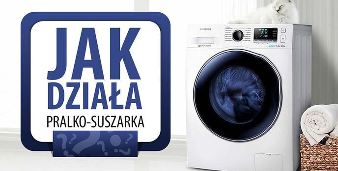 Jak działa pralko-suszarka?