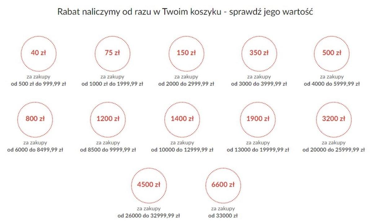 Rabat do 6600 złotych w RTV Euro AGD