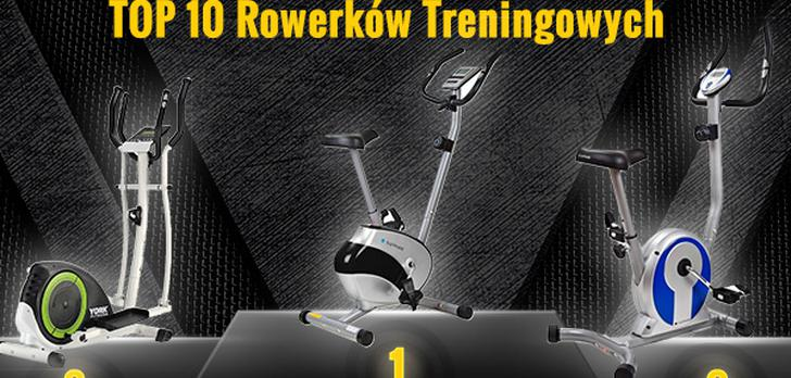 Rowery treningowe – 10 Rowerów Treningowych Dzięki Którym Poprawisz Kondycję