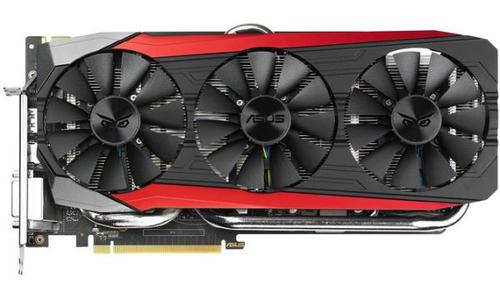 Asus GeForce GTX 980 Ti OC Strix