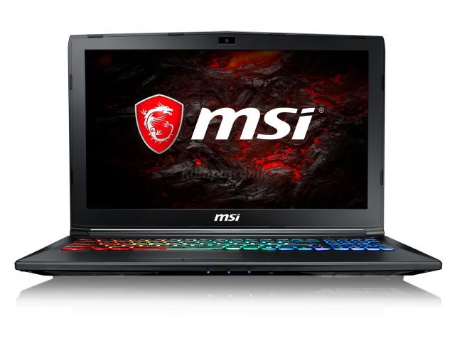 MSI GP62M 7REX (Leopard Pro) - 2032XPL - 480GB SSD | 32GB