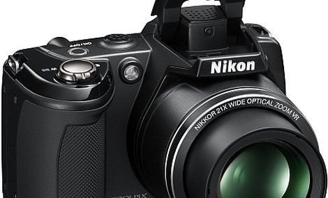 Nikon Coolpix L310 - solidny aparat fotograficzny