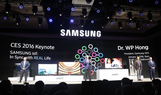 Firma Samsung z Ponad Setką Nagród na CES 2016