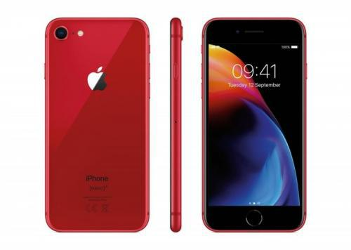 Apple iPhone 8 256GB (PRODUCT)RED Special Edition (MRRN2PM/A)
