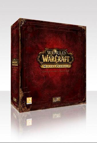 World of Warcraft: Mists of Pandaria - Edycja Kolekcjonerska