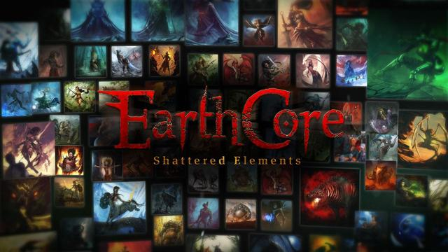 Earthcore: Shattered Elements - polski Hearthstone?