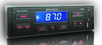 Apollo ACR-010N GAMMA