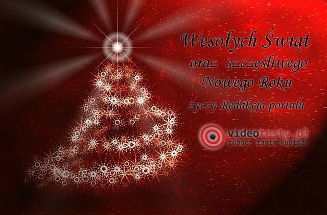 Wesołych Świąt od redakcji VideoTesty.pl