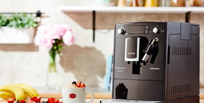 Nowy Orzeźwiający Smak Kawy, Dzięki Wyjątkowym Ekspresom Nivona CafeRomatica