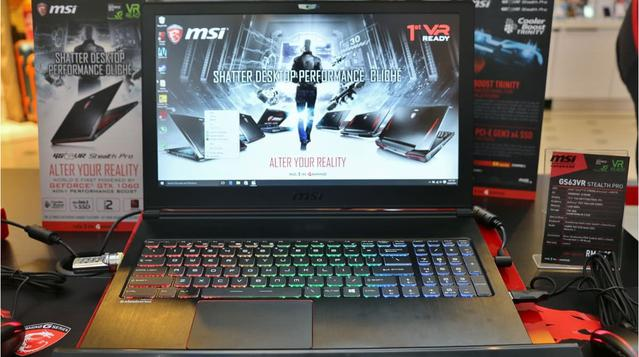 Laptop MSI Stealth Pro