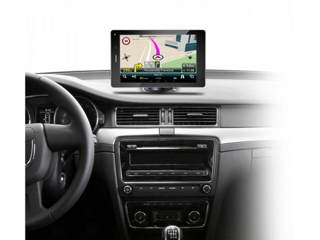 Tablet GoClever samochód GPS