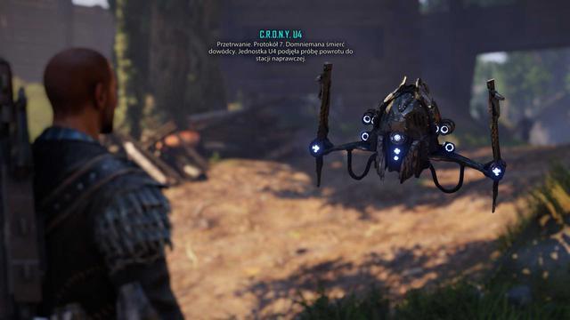 Elex - Roboty w tej grze to codzienność