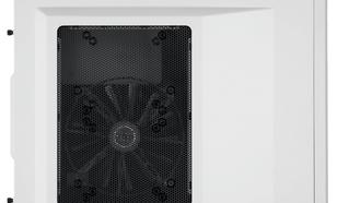 Corsair Carbide Series 500R Gaming Chassis, bez zasilacza, Midi, Biała