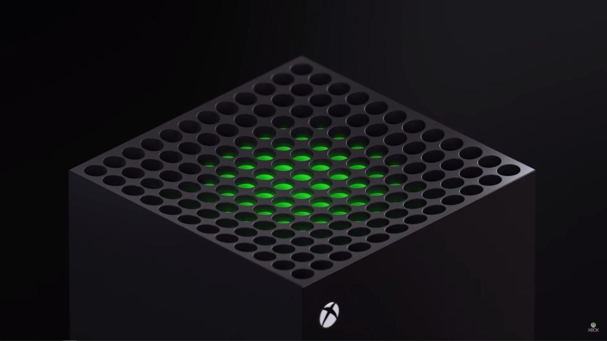 Góra Xbox Series X