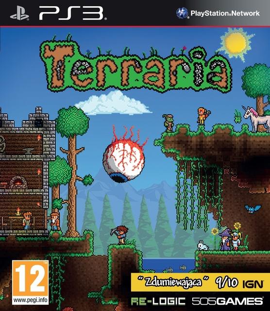 Dziś odbyła się premiera konsolowej gry Terraria
