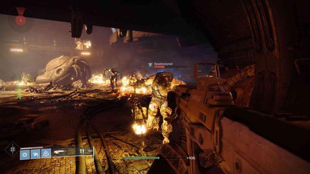 Destiny 2: Porzuceni - Spustoszyciel