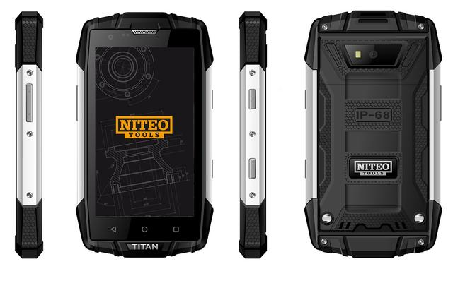 MyPhone Nitego Tools Titan – Mega Wytrzymały Telefon Już Od Poniedziałku w Biedronce