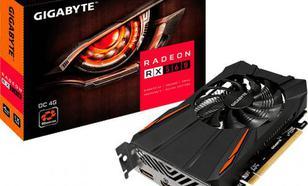 Gigabyte RX 560 OC 4GB GDDR5 (128 Bit), DVI-D, HDMI, DP, BOX (GV-RX560OC-4GD)