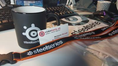 KONKURS - Do wygrania gadżety gracza od SteelSeries